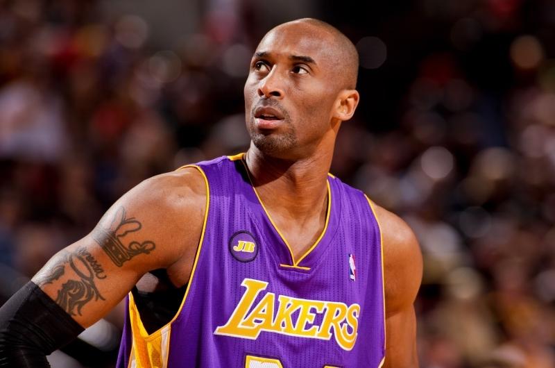 NBA Star Kobe Bryant (Снимка 1)