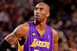 Звездата от НБА Коби Брайънт снимка