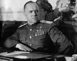 Съветският маршал Георги Константинович Жуков