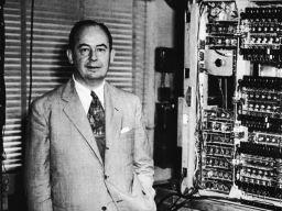 Джон фон Нойман (Картина 2)
