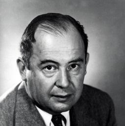 Джон фон Нойман снимка