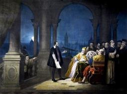 Италиански физик Галилей (Картина 4)