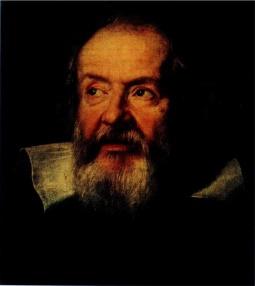 Италиански физик Галилей (Картина 5)