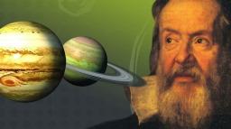 Италиански физик Галилей (Картина 2)
