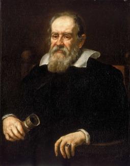 Италиански физик Галилей (Картина 8)