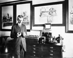 Луд учен Никола Тесла (Картина 3)