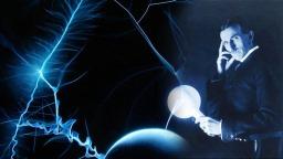 Луд учен Никола Тесла (Картина 2)