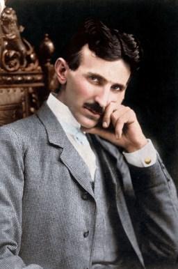 Луд учен Никола Тесла (Картина 5)