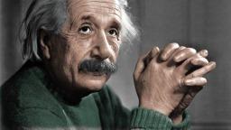 Физикът Алберт Айнщайн снимка